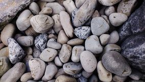 Pebble Stones wallpaper Stock Images
