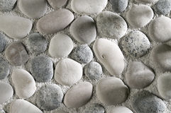 Pebble surface Royalty Free Stock Photography