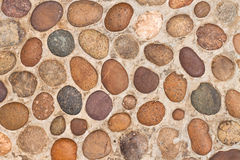 Pebble texture Royalty Free Stock Photography
