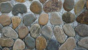 Pebble texture Stock Photography