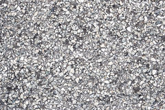 Pebble texture. Background of white gravel rock stock images