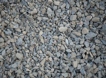 Pebble texture from pebble pile. For construction royalty free stock photography