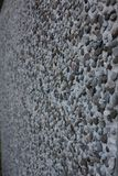 Pebble wall Royalty Free Stock Photo