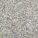 Pebble wash finish. Background of grey color pebble wash finish Stock Photos