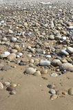 Pebbled beach Royalty Free Stock Photos