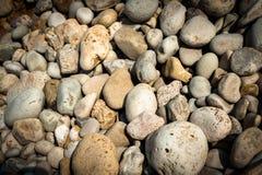 Pebbled ground Stock Photo