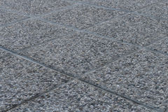 Pebbled tegelplatta Royaltyfri Fotografi