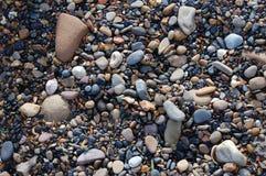 Pebbles2 Stockbild