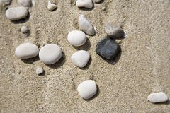 pebbles Royaltyfri Foto
