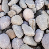 Pebbles as a background Royalty Free Stock Photos