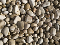 Pebbles Background. Pebbles of a beach background Royalty Free Stock Photos
