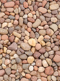 Pebbles background Stock Photos