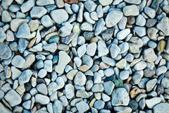Pebbles background Royalty Free Stock Photography