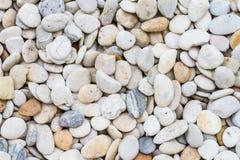 Pebbles background Stock Image