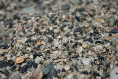 Pebbles background Royalty Free Stock Images