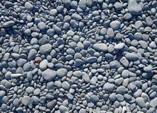 Pebbles background texture Stock Photos
