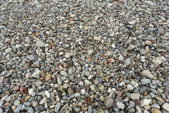 Pebbles on a baech Royalty Free Stock Images