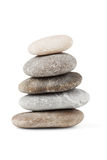 Pebbles balanced stack Royalty Free Stock Photo