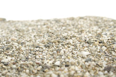 Pebbles on the beach Royalty Free Stock Photos