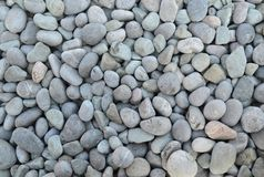 Pebbles on the beach Royalty Free Stock Images