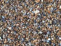Pebbles on the beach Stock Photos