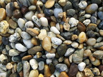 Pebbles closeup Royalty Free Stock Images