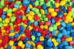 Pebbles Colorful Royalty Free Stock Photo