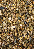 Pebbles colorful background Stock Image