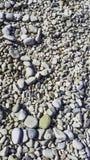 Pebbles on Croatian beach - Podgora, Makarska Riviera, Dalmatia, Croatia. Pebbles on Croatian beach in Podgora, Makarska Riviera, Dalmatia, Croatia stock photography