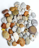Pebbles in design. Stock Photo