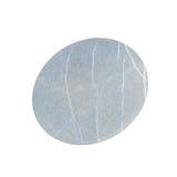 Pebbles, isolated on white background Royalty Free Stock Image