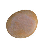 Pebbles, isolated on white background Stock Image