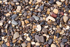 Pebbles, stones, wet, texture, background Stock Image