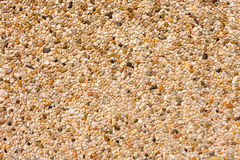 Pebbles Surface Royalty Free Stock Photography