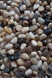 Pebbles texture Stock Photos