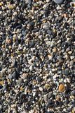 Pebbles texture Royalty Free Stock Photos