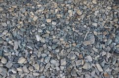 A pebbles texture. This picture shows a simple pebbles texture royalty free stock image