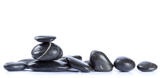 pebblestenar Arkivbild