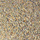 Pebbly surface. Surface with different size gravel Royalty Free Stock Photography