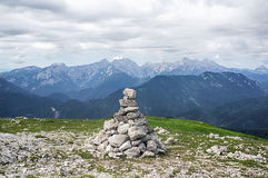 Peca, Karavanke, Slovenia, Europe Stock Photo