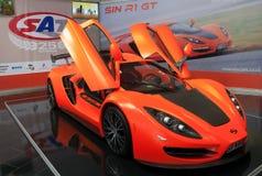 PECADO R1 GT do carro Foto de Stock