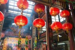 Pecado Sze Si Ya Temple - Kuala Lumpur Fotos de archivo