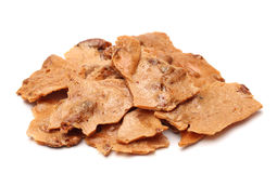 Pecan Brittle Royalty Free Stock Photo