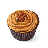 Pecan Cup Cake Royalty Free Stock Photo