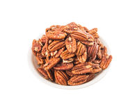 Pecan Nut In A Bowl II Stock Photography