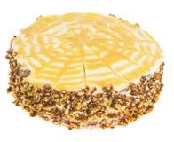 Pecan Nut Cake I Stock Photos