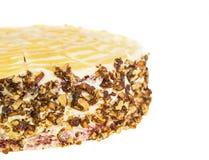 Pecan Nut Cake II Stock Image