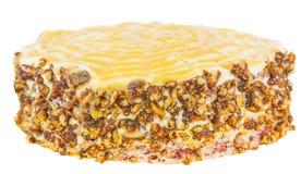 Pecan Nut Cake III Stock Image