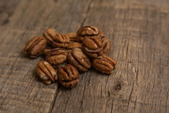 Pecan nut Royalty Free Stock Photography