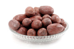 Pecan nuts Royalty Free Stock Image